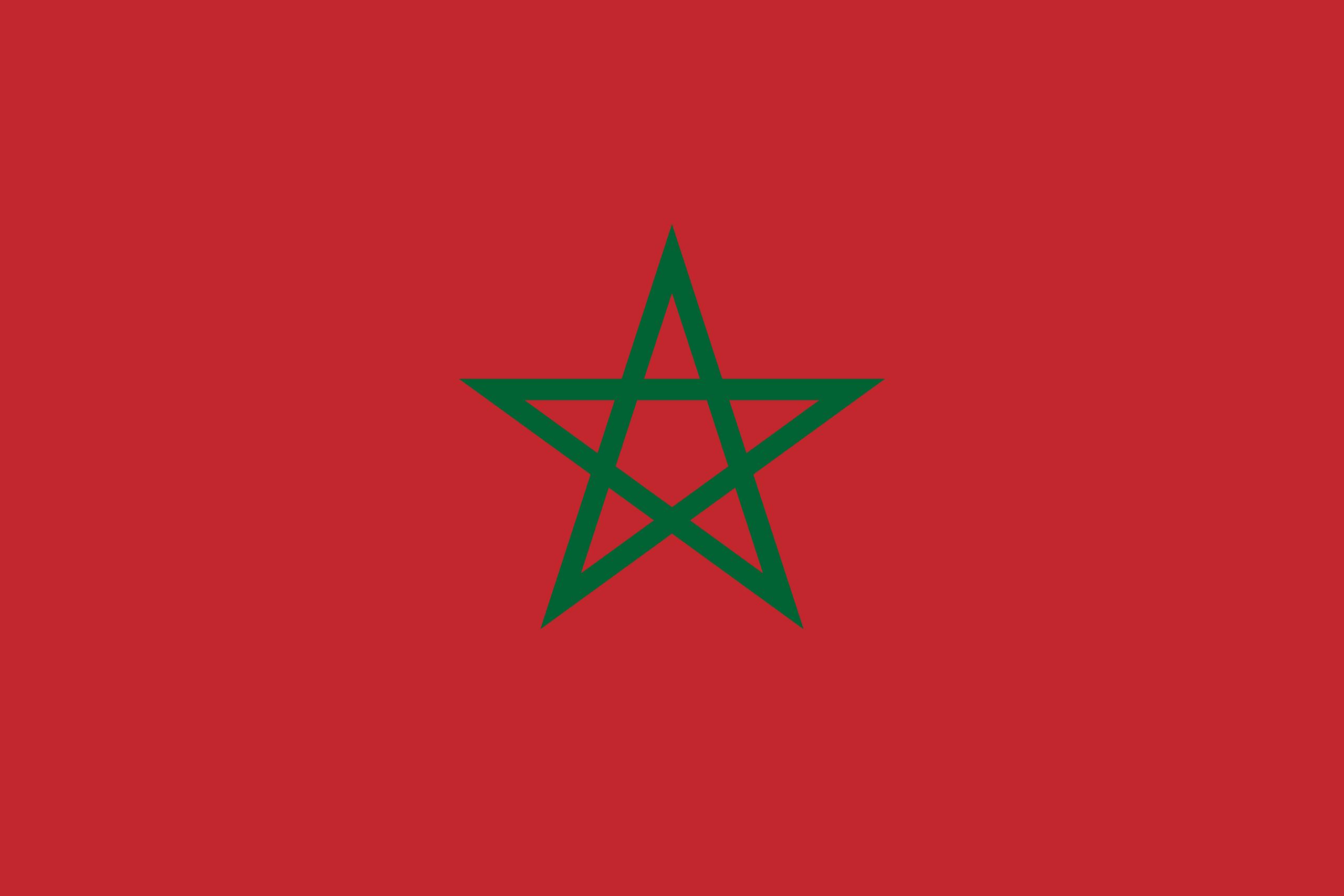Výsledok vyhľadávania obrázkov pre dopyt maroko vlajka